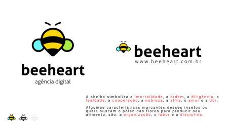 BeeHeart-Logotipo