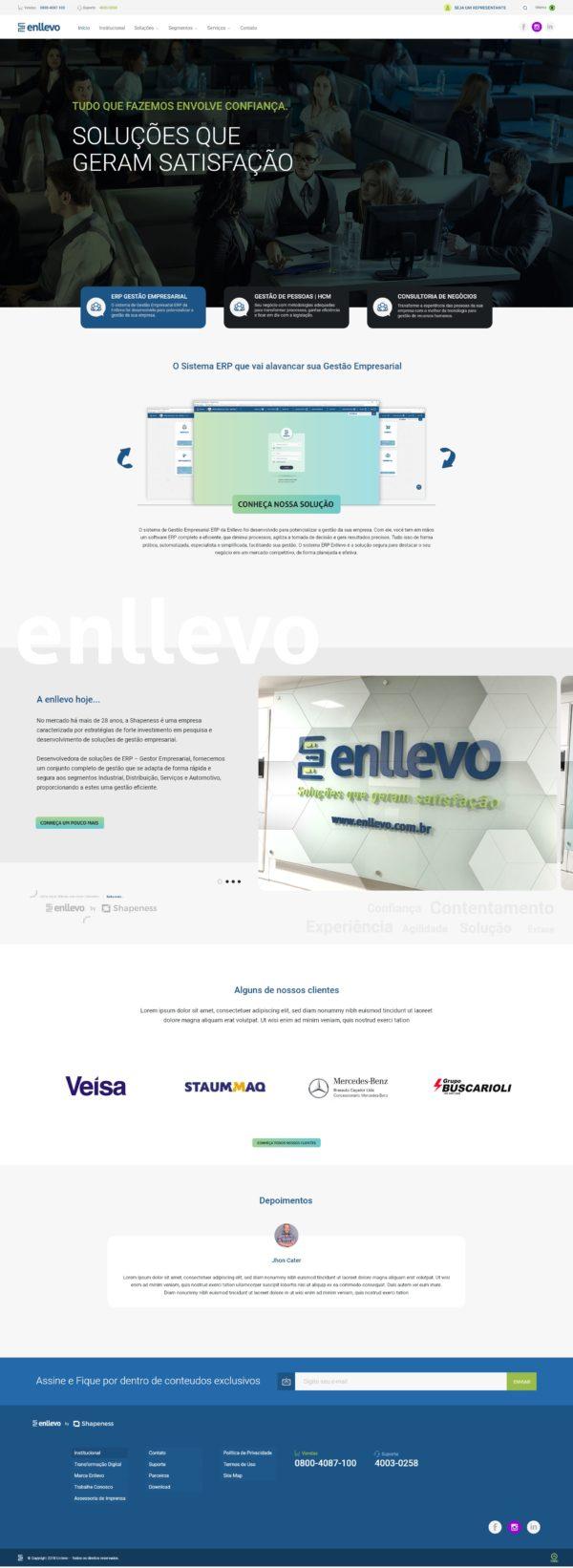 enllevo-website-http://www.enllevo.com.br/