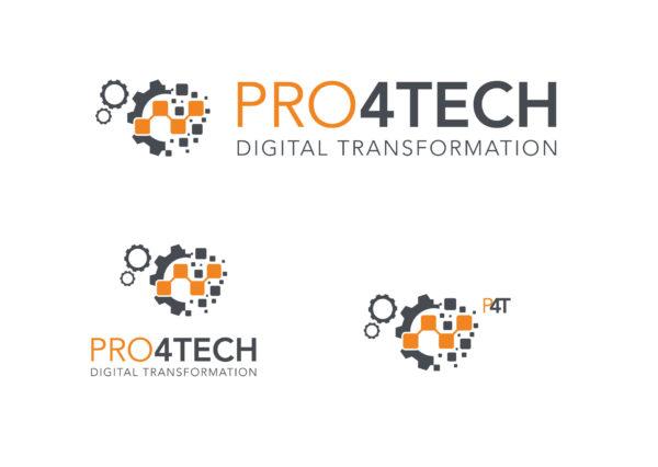 Pro 4 Tech - logotipo