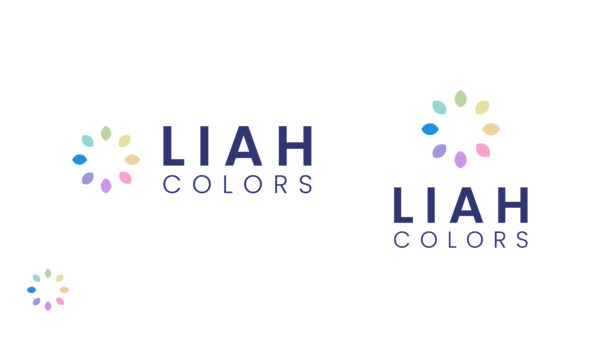 Liah Colors - Logotipo